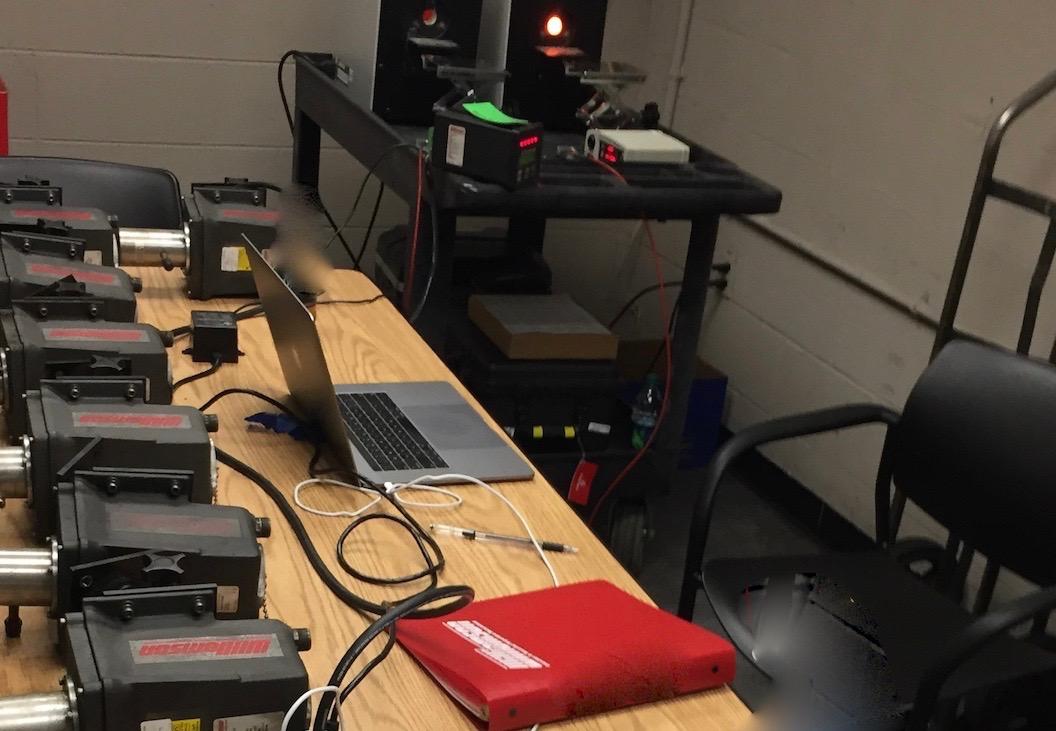 Infrared Calibration Equipment